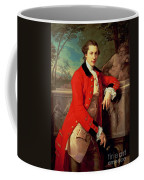 Portrait Of Edmund Rolfe Coffee Mug