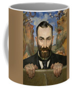 Portrait Of Feliks Jasienski Coffee Mug