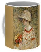 Portrait Of Frances Kilmer Coffee Mug