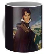 Portrait Of Francois Marius Granet Coffee Mug