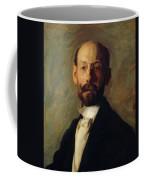 Portrait Of Frank B A Linton 1904 Coffee Mug