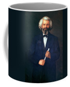 Portrait Of Frederick Douglass Coffee Mug
