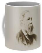 Portrait Of Friedrich Engels Coffee Mug