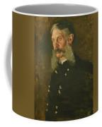 Portrait Of General E Burd Grubb Coffee Mug