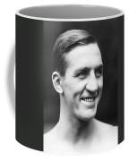 Portrait Of George Carpentier Coffee Mug
