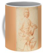 Portrait Of George Graham   Coffee Mug