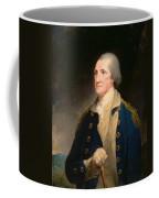 Portrait Of George Washington Coffee Mug