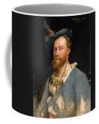 Portrait Of Gustave Courtois Coffee Mug