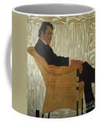 Portrait Of Hans Massmann Coffee Mug
