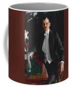 Portrait Of Harald Bildt Coffee Mug