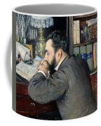 Portrait Of Henri Cordier Coffee Mug