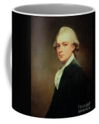 Portrait Of Henry Russell Coffee Mug by George Romney