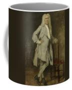 Portrait Of Jan Lepeltak Coffee Mug