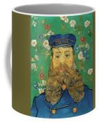 Portrait Of Joseph Roulin Coffee Mug