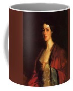 Portrait Of Katherine Cecil Sanford Coffee Mug