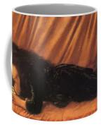 Portrait Of Katie Lewis Coffee Mug