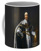 Portrait Of King Charles I After Van Dyck Coffee Mug