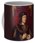 Portrait Of King Richard IIi Coffee Mug by English School