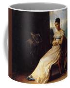 Portrait Of Laura Bro 1820 Coffee Mug