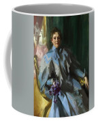 Portrait Of Lilly Eberhard Anheuser Anders Zorn Coffee Mug