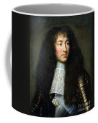 Portrait Of Louis Xiv Coffee Mug