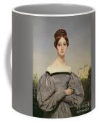 Portrait Of Louise Vernet Coffee Mug