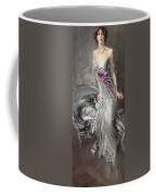 Portrait Of Madame Eugene Doyen Coffee Mug