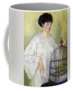 Portrait Of Madame Frieseke Coffee Mug