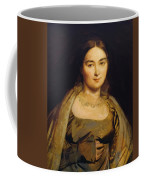 Portrait Of Madame Ingres Coffee Mug
