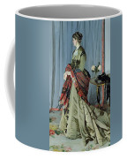 Portrait Of Madame Louis Joachim Gaudibert Coffee Mug