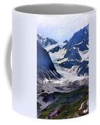 Portrait Of Majesty Coffee Mug