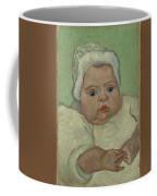 Portrait Of Marcelle Roulin Arles, December 1888 Vincent Van Gogh 1853  1890 Coffee Mug
