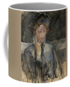 Portrait Of Maria Bal Coffee Mug