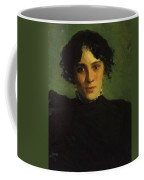 Portrait Of Maria Gabayeva Coffee Mug