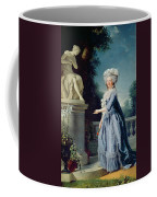 Portrait Of Marie-louise Victoire De France Coffee Mug by Adelaide Labille-Guiard