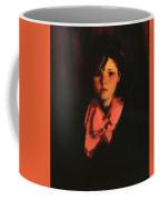 Portrait Of Mary Ann 1926 Coffee Mug