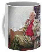 Portrait Of May Dancig Coffee Mug