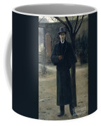 Portrait Of Miquel Utrillo Coffee Mug