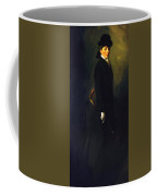 Portrait Of Miss Leora Dryer In Riding Costume 1902 Coffee Mug