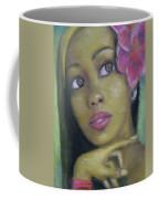 Portrait Of Monica Coffee Mug