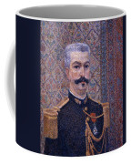 Portrait Of Monsieur Pool 1887 Coffee Mug