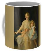 Portrait Of Mrs Claude  Coffee Mug