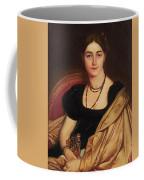 Portrait Of Mrs Devauay Coffee Mug