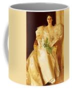 Portrait Of Mrs Eben Richards Anders Zorn Coffee Mug