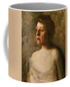 Portrait Of Mrs W H Bowden 1906 Coffee Mug
