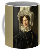 Portrait Of Mrs Wartfeld Coffee Mug