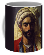 Portrait Of Mustapha Coffee Mug