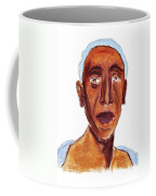 Portrait Of Old Man Coffee Mug