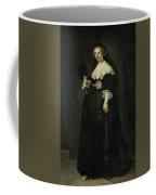 Portrait Of Oopjen Coppit Coffee Mug