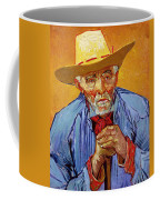 Portrait Of Patience Escalier Coffee Mug by Vincent van Gogh